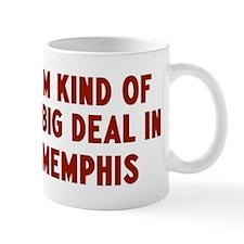Big Deal in Memphis Mug