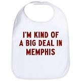Memphis Cotton Bibs
