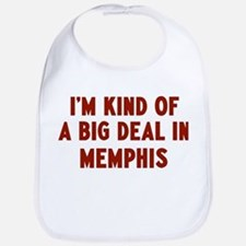 Big Deal in Memphis Bib