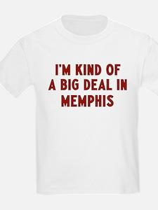 Big Deal in Memphis T-Shirt