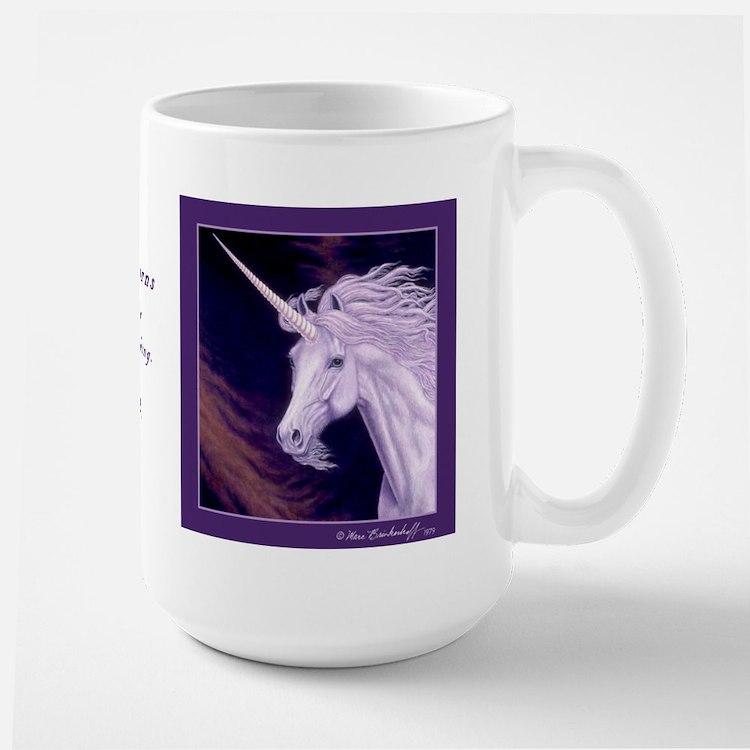 Sundana, Unicorn Portrait ~ Mug