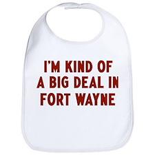 Big Deal in Fort Wayne Bib