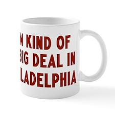 Big Deal in Philadelphia Mug