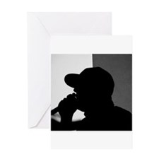 Cute Beatboxing Greeting Card