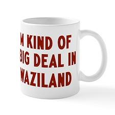 Big Deal in Swaziland Mug
