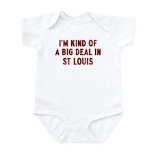 Big Deal in St Louis Infant Bodysuit