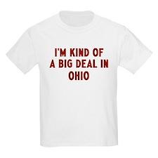Big Deal in Ohio T-Shirt