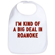 Big Deal in Roanoke Bib