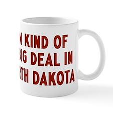 Big Deal in North Dakota Mug