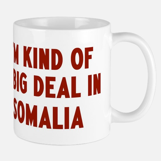 Big Deal in Somalia Mug