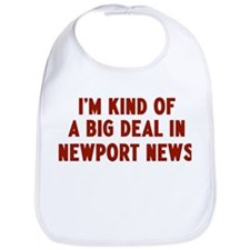 Big Deal in Newport News Bib