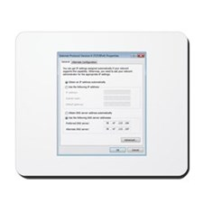 Cesidian Root TCP/IP Mousepad