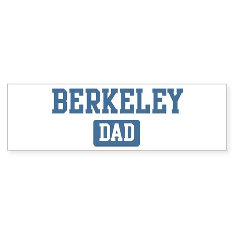 Berkeley dad Bumper Sticker (50 pk)