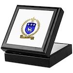 MOUTON Family Crest Keepsake Box