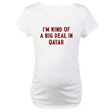 Big Deal in Qatar Shirt