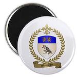 MOULAISON Family Crest Magnet