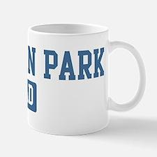 Baldwin Park dad Mug
