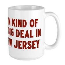 Big Deal in New Jersey Mug