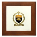 MOTIN Family Crest Framed Tile