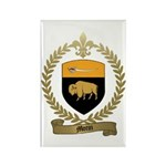 MOTIN Family Crest Rectangle Magnet