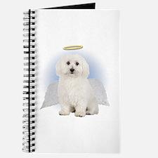 Angel Bichon Frise Journal