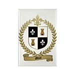 MIUS Family Crest Rectangle Magnet (10 pack)