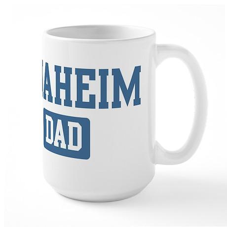 Anaheim dad Large Mug