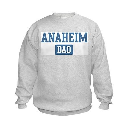 Anaheim dad Kids Sweatshirt