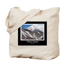 Winter On Whiteface Tote Bag