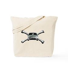 Scirocco Crossbones Tote Bag