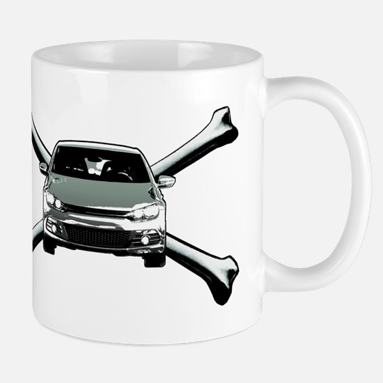 Scirocco Crossbones Mug