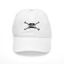Scirocco Crossbones Baseball Cap