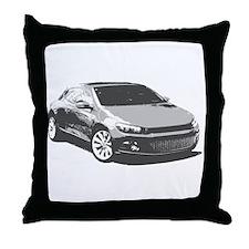 Scirocco Throw Pillow