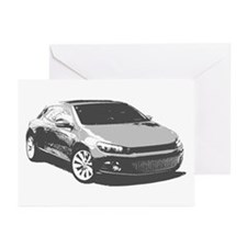 Scirocco Greeting Cards (Pk of 10)