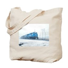 Unique Norfolk southern Tote Bag