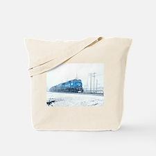 Cute Norfolk southern Tote Bag