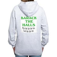 Barack the Halls Zip Hoodie