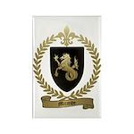 MIRANDE Family Crest Rectangle Magnet (10 pack)