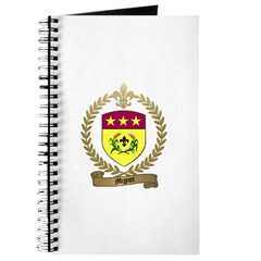 MIGNOT Family Crest Journal