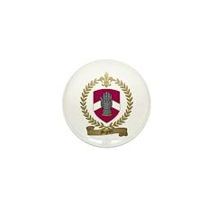 MIGNIER Family Crest Mini Button (100 pack)
