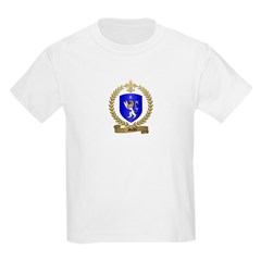 MICHEL Family Crest Kids T-Shirt
