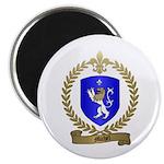 MICHEL Family Crest Magnet