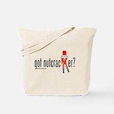 got nutcracker? Tote Bag