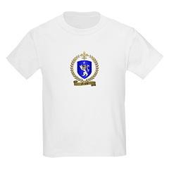 MICHELLE Family Crest Kids T-Shirt