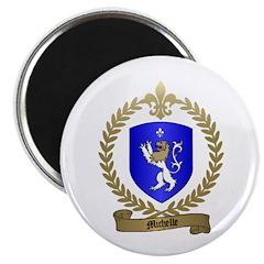 MICHELLE Family Crest Magnet