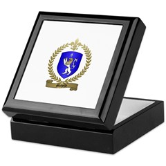 MICHELLE Family Crest Keepsake Box