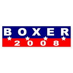 Boxer 2008 (bumper sticker)