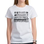 Hard to be Humble Women's T-Shirt