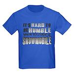 Hard to be Humble Kids Dark T-Shirt