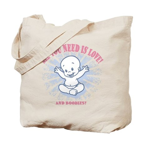 All You Need -2c Tote Bag